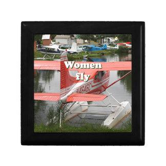 Women fly: float plane 23, Alaska Gift Box