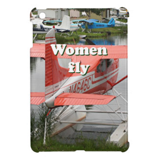 Women fly: float plane 23, Alaska iPad Mini Cases
