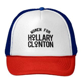 Women for Hillary Clinton -- Election 2016 - Trucker Hat