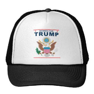 Women for Trump Trucker Hat