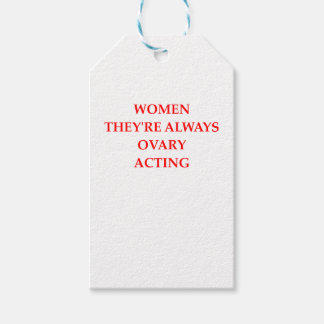 WOMEN GIFT TAGS