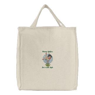 Women Golfers Bag