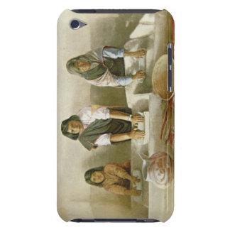 Women Grinding Corn, Pueblo of Laguna, c.1905 (col iPod Touch Cases