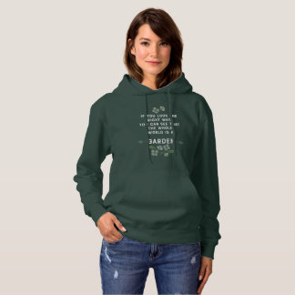 Women Hoodie The Secret Garden