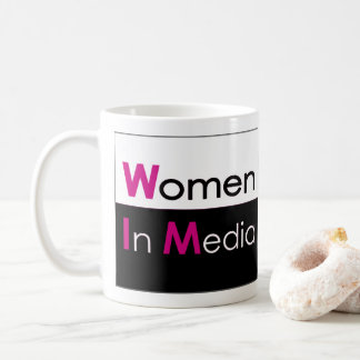 Women In Media Classic Mug