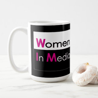 Women In Media Classic Mug 15 oz