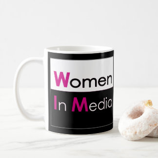 Women In Media Classic Mug Black