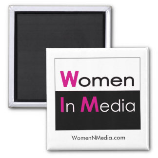 Women In Media Magnet