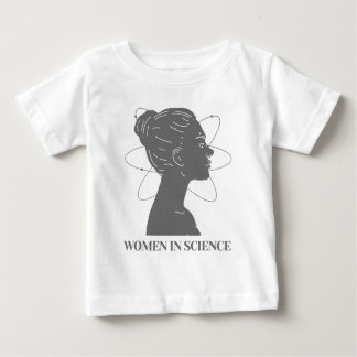 Women in science march unless baby T-Shirt