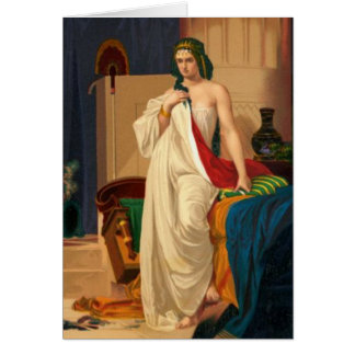 Women In The Bible - Delilah Card