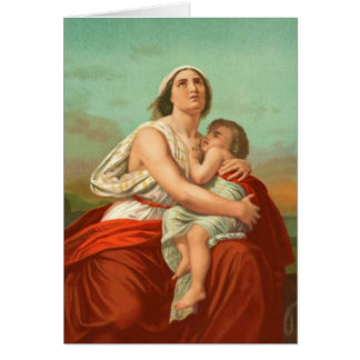Women In The Bible - Hagar Greeting Cards