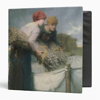 Women in the Field, 1882 3 Ring Binders