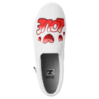 Women love Custom Zipz Slip On Shoes