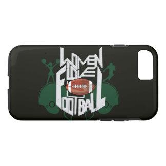Women Love Football iPhone 8/7 Case