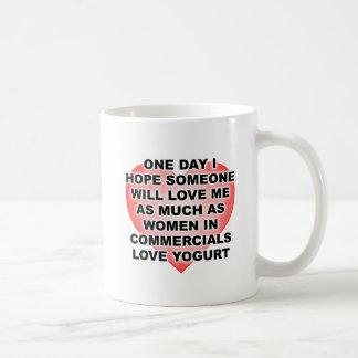 Women Love Yogurt Funny Mug