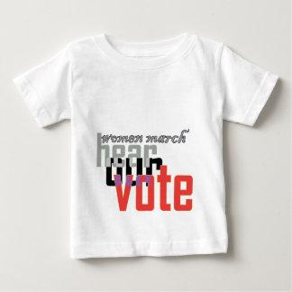 women march hear our vote san jose fransisco bay.p baby T-Shirt