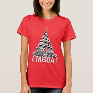 Women Ó MBÓA ! -T-shirt Cameroon T-Shirt