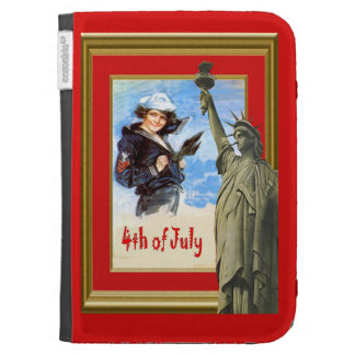 Women of America Kindle Case