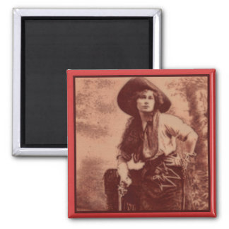 Women of the American West Magnet