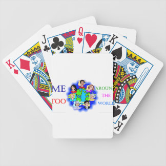 Women of the World Bicycle Playing Cards