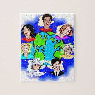 Women of the World Jigsaw Puzzle