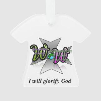 Women of Worth T-Shirt Ornament