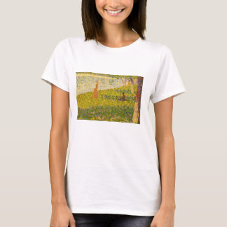 Women on the River Bank, study for La Grande T-Shirt
