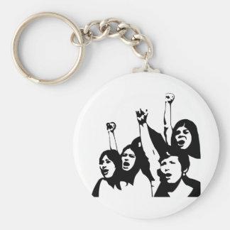 Women Power Key Chains