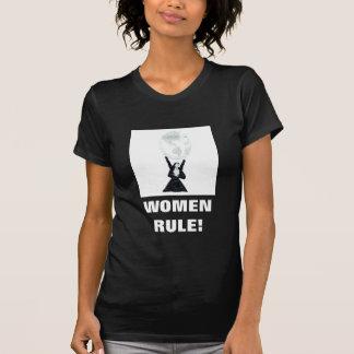 WOMEN RULE! SHIRTS