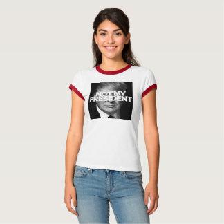Women's Anti Trump T-shirt