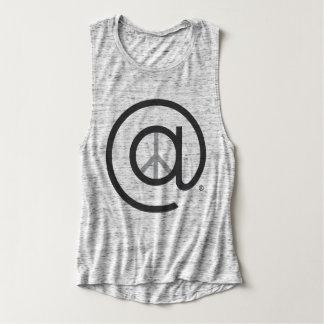 Women's At Peace workout shirt
