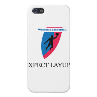Women s Basketball iPhone 5 Cover