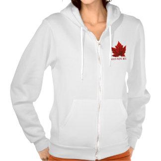 Women s Canada Flag Jacket Souvenir Sport Jacket
