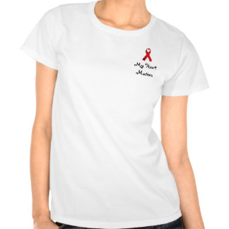 Women s My Heart Matters T-shirt