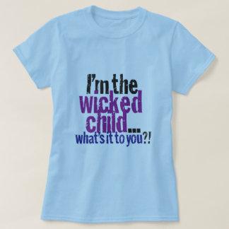 Women's Wicked Child T-Shirt