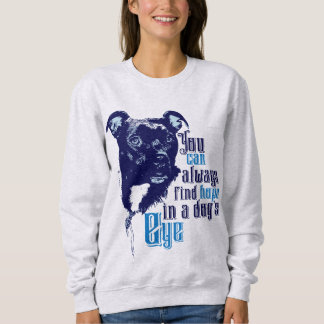 Women shirt - Animals/Dog/Power