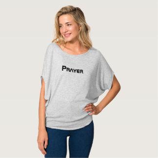 Women T-shirt - Prayer Logo