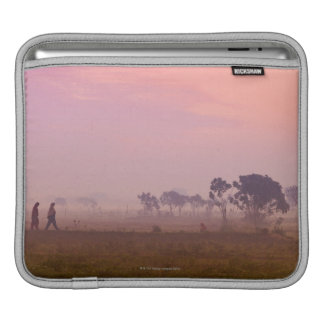 Women Villagers iPad Sleeves