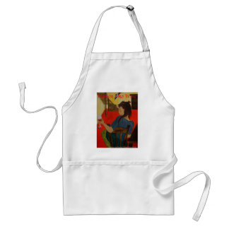 Women Who Wine Standard Apron