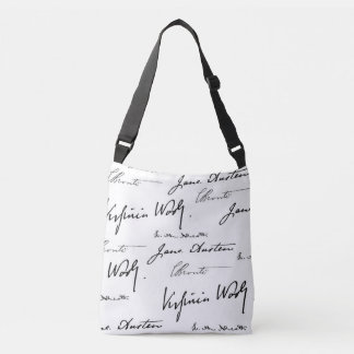 Women Writers Crossbody Bag