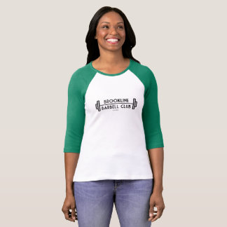 Women's 3/4 length raglan T-Shirt