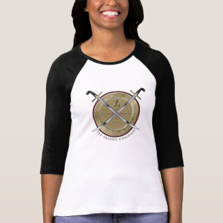 Women's 3/4 Sleeve TAC Raglan t-Shirt