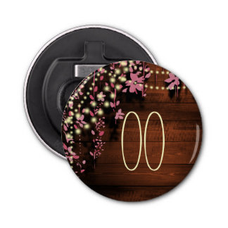 Womens 85th 90th 91st 92nd 97th 98th 99th Birthday Button Bottle Opener