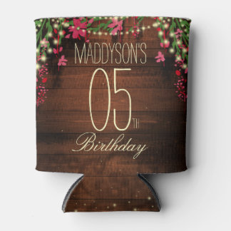 Womens 85th 90th 91st 92nd 97th 98th 99th Birthday Can Cooler