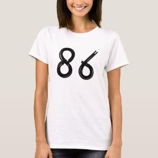 Womens 86 Skid Design T-Shirt