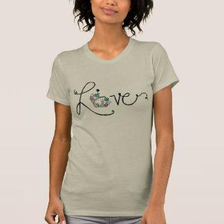 Women's Alt. Apparel Crew Neck Love Wheelchair T-Shirt