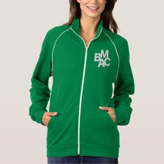 Women's American Apparel BMAC Logo Zip Jacket