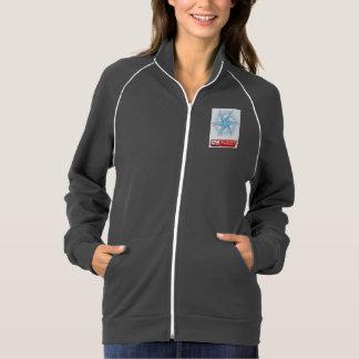 Women's American Apparel California Fleece Jacket