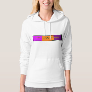 Women's American Apparel California Fleece Pullove Hoodie