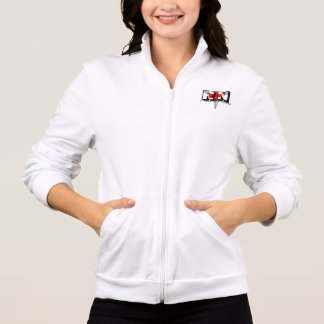 Women's American Apparel California Fleece Zip